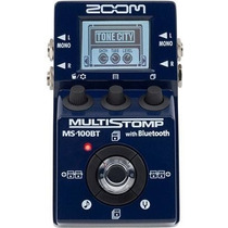 Multiefectos Zoom Ms 100bt Multistompbox