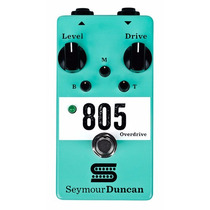 Pedal Seymour Duncan 805 Overdrive - Pepismusic