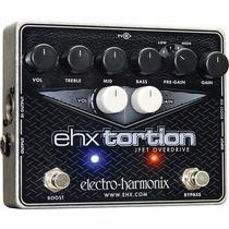 Electro-harmonix Ehx Tortion Jfet Preamplificador Pedal