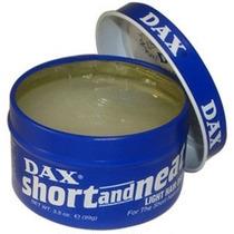 Pomada Moldeadora Short & Neat Dax