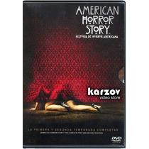 American Horror Story Paquete Temporadas 1 Y 2 En Dvd
