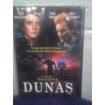 Dvd 2 Dunas Ciencia Ficción David Lynch 1a Edición Star Wars