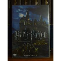 Harry Potter Colección Completa En Dvd