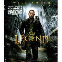 Bluray Soy Leyenda ( I Am Legend ) 2007 - Francis Lawrence