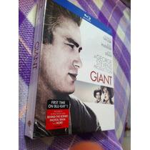 Giant - James Dean, Elizabeth Taylor, Rock Hudson. Gigante