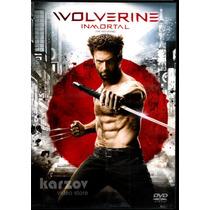Wolverine Inmortal The Wolverine 2013 Cine Comics Dvd
