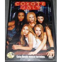 Dvd Coyote Ugly Con Maria Bello Y Piper Perabo