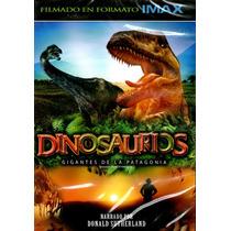 Dvd Dinosaurios ( Dinosaurs Giants Of Patagonia ) - Sutherla