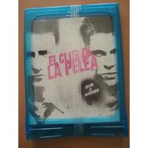 El Club De La Pelea Blu Ray Edición 10o Aniversario