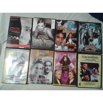 Lote Dvd Cine Mexicano - Todo Por 139 (negrete,pinal,garces)