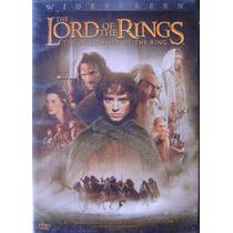 El Señor De Los Anillos The Fellowship Of Ring / Dvd Usado