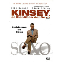 Dvd Kinsey El Cientifico Del Sexo (kinsey) 2004- Bill Condon