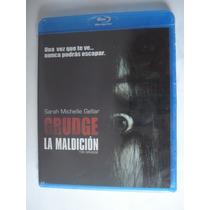 Grudge: La Maldición Blu Ray Original Nueva