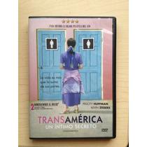 Dvd Gay Lgbt - Transamérica (un Íntimo Secreto)