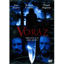 Dvd Voraz ( Ravenous ) 1999 - Antonia Bird / Guy Pearce