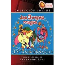 Los 3 Reyes Magos Dvd Primer Pelicula Animada Mexicana