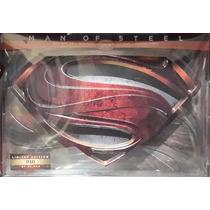 Superman El Hombre De Acero En 3d