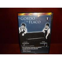 Pelicula Dvd El Gordo Y El Flaco