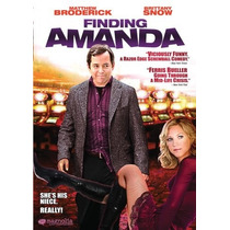 Finding Amanda Dvd Importado Comedia Con Subtitulos Español