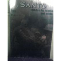 Dvd Santo Vs La Mafia Del Vicio Lucha Libre El Santo