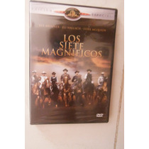 The Magnificent Seven - Movie Steve Mcqueen Charles Bronson