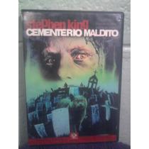 Dvd Cementerio Maldito 1 Terror Gore Zombie Stephen King
