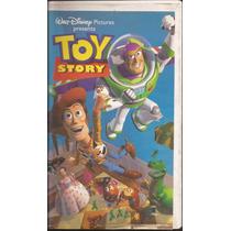 Toy Story De Walt Disney En Vhs Original