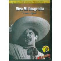 Viva Mi Desgracia. Pedro Infante. Formato Dvd. Nueva