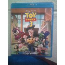 Blu Ray Toy Story 3 Pixar Walt Disney Anime Manga