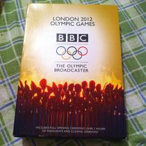 Juegos Olimpicos Londres 2012, 5 Discos Imp De Inglaterra
