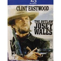 El Forajido Josey Wales, Clint Eastwood, Blueray.