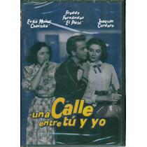 Una Calle Entre Tu Y Yo. Chachita Y Joaquin Cordero. En Dvd