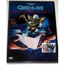 Dvd Gremlins (1984) De Steven Spielberg!! Nuevo Y Sellado