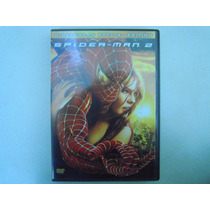 Spider-man 2 Dvd Special Edition 3 Discos