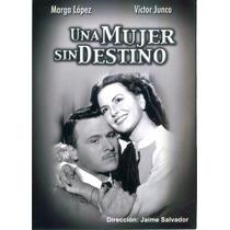 Una Mujer Sin Destino. Marga Lopez Y Victor Junco. En Dvd