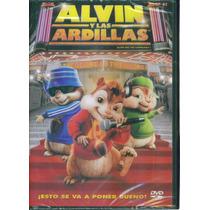Alvin Y Las Ardillas. Esto Se Va A Poner Bueno. Formato Dvd.