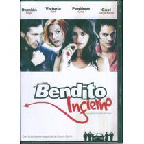 Bendito Infierno. Demian Bichir, Penelope Cruz Y Gael Garcia