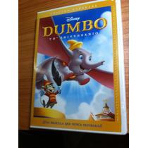 Dumbo O Alicia En El País De Las Maravillas (dvd)