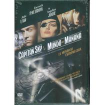 Capitan Sky Y El Mundo Del Mañana. Angelina Jolie. En Dvd