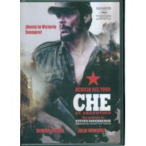 Che El Argentino. Demian Bichir Y Julia Ormond. Formato Dvd
