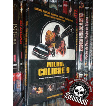 Dvd Milan Calibre 9 Tarantino Film Noir Gore Thriller Pulp