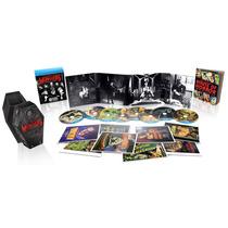 Monstruos Clásicos De Universal Pictures En Blu Ray + Ataud.