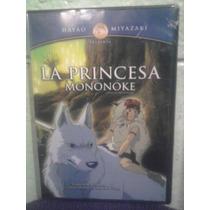 Dvd La Princesa Mononoke Ghibli Anime Caricaturas