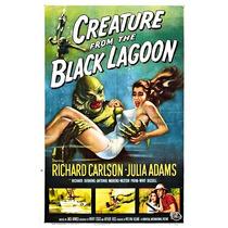 El Monstruo De La Laguna Negra Película Terror 1954 Blu Ray.