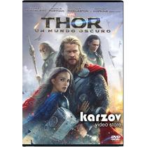 Thor 2 Dos . Un Mundo Oscuro Pelicula Dvd