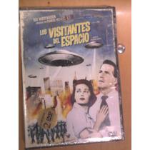 Dvd La Tierra Vs Los Platillos Voladores Ray Harryhausen