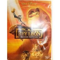 El Rey Leon Los Clasicos De Disney En Dvd