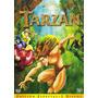 Tarzán Edición 2 Discos (no Princesas Pixar) Nuevo/original