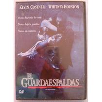 El Guardaespaldas Kevin Cotsner Whitney Houston / Dvd Usado