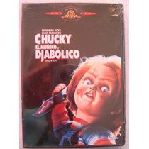 Chucky El Muñeco Diabolico / Dvd Nuevo